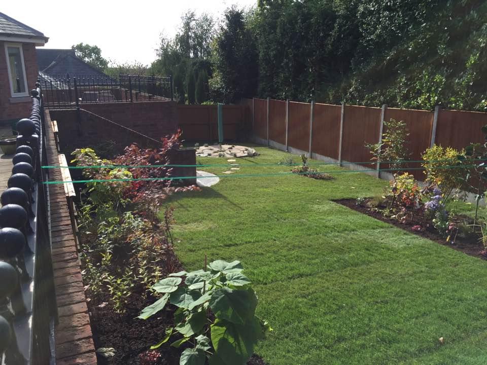 garden design in Warrington | Sound Garden Designs Warrington