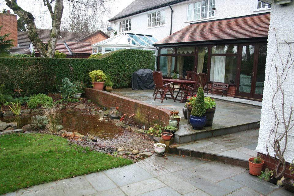 Photo gallery sound garden designs warrington for Garden gallery designs
